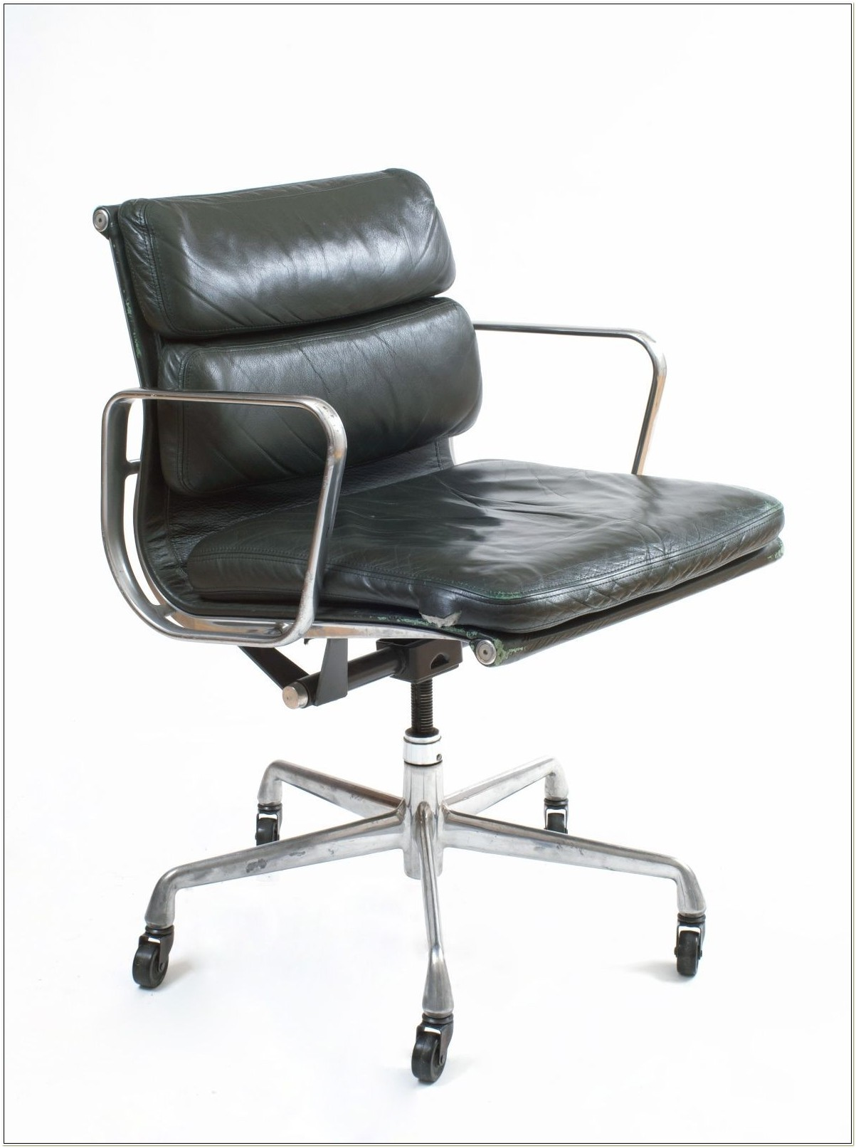 Eames Soft Pad Management Chair Ebay