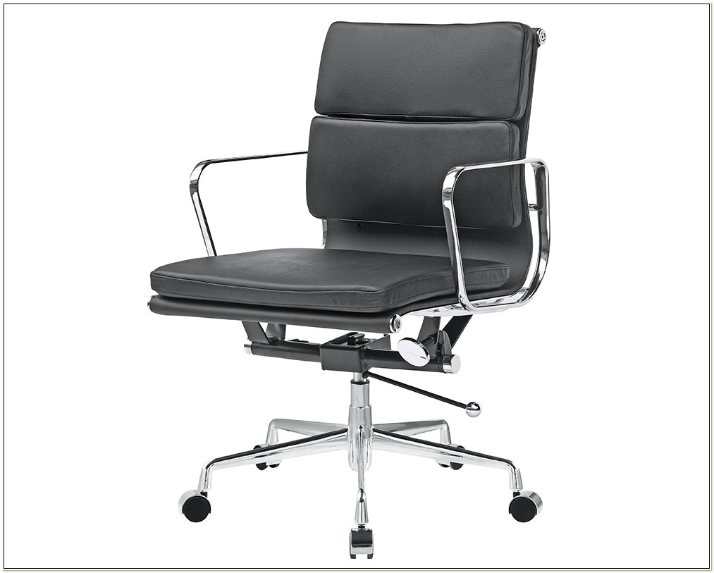 Eames Soft Pad Management Chair Knock Off