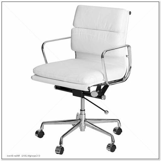 Eames Soft Pad Management Chair Reproduction