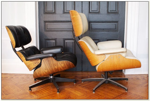 Eames Style Lounge Chair Knock Off
