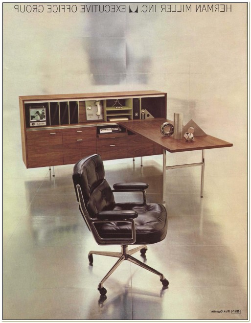 Eames Time Life Chair History