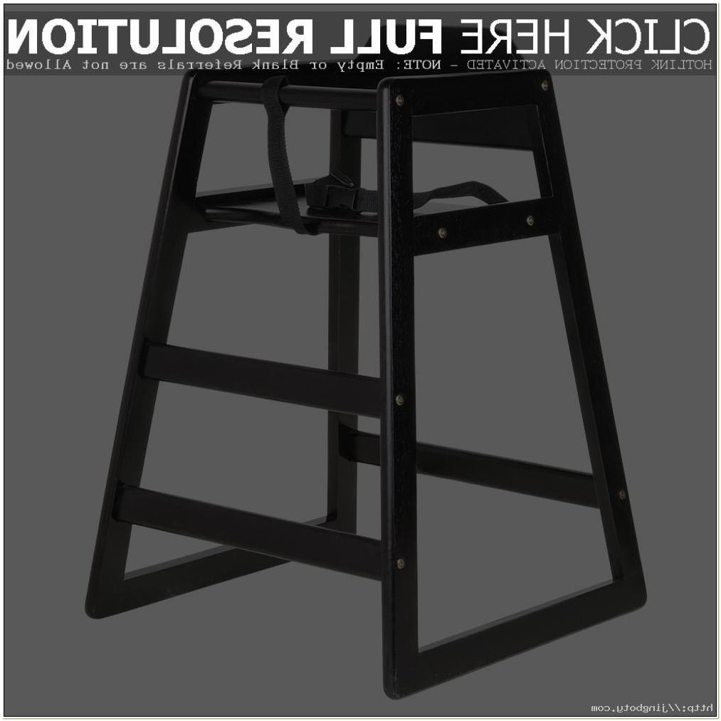 Ebay Baby Wooden High Chair