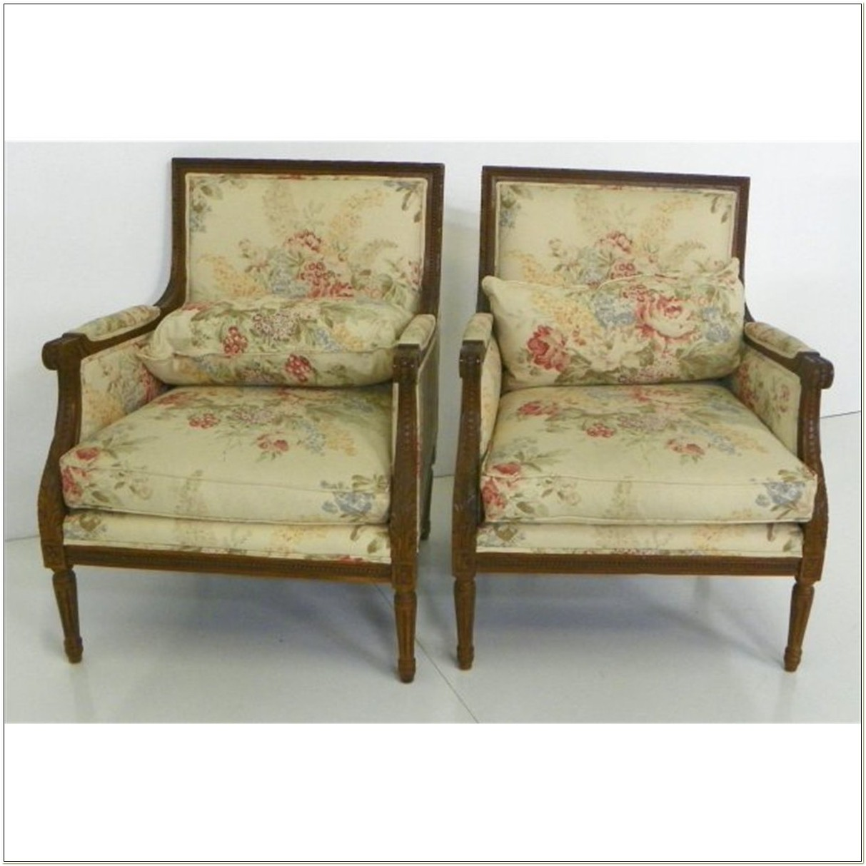 Ebay Bergere Chair And Ottoman