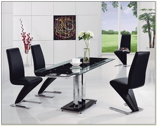 Ebay Dining Table And Chairs Glass