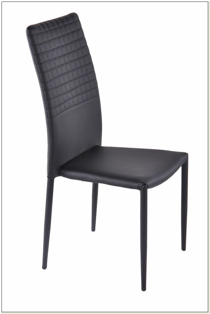 Ebay Faux Leather Dining Chairs