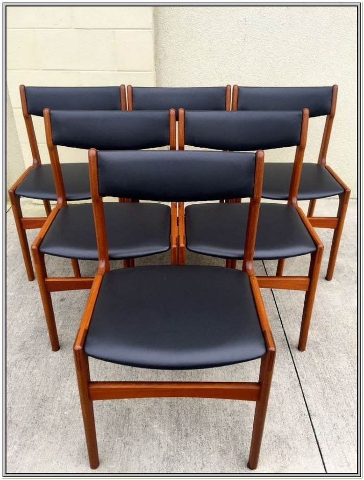 Ebay Mid Century Dining Chairs