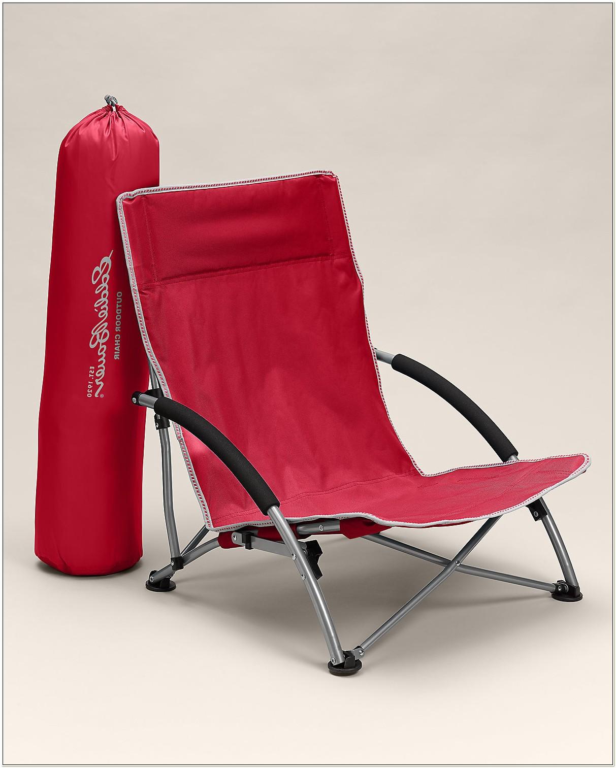 Eddie Bauer Folding Beach Chair