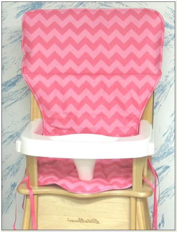 Eddie Bauer High Chair Cover Girl