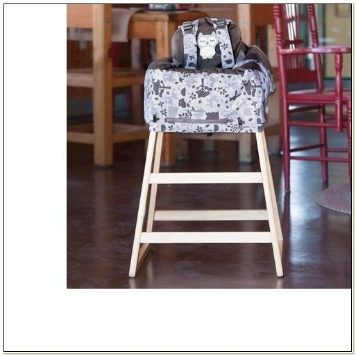 Eddie Bauer High Chair Cover Instructions