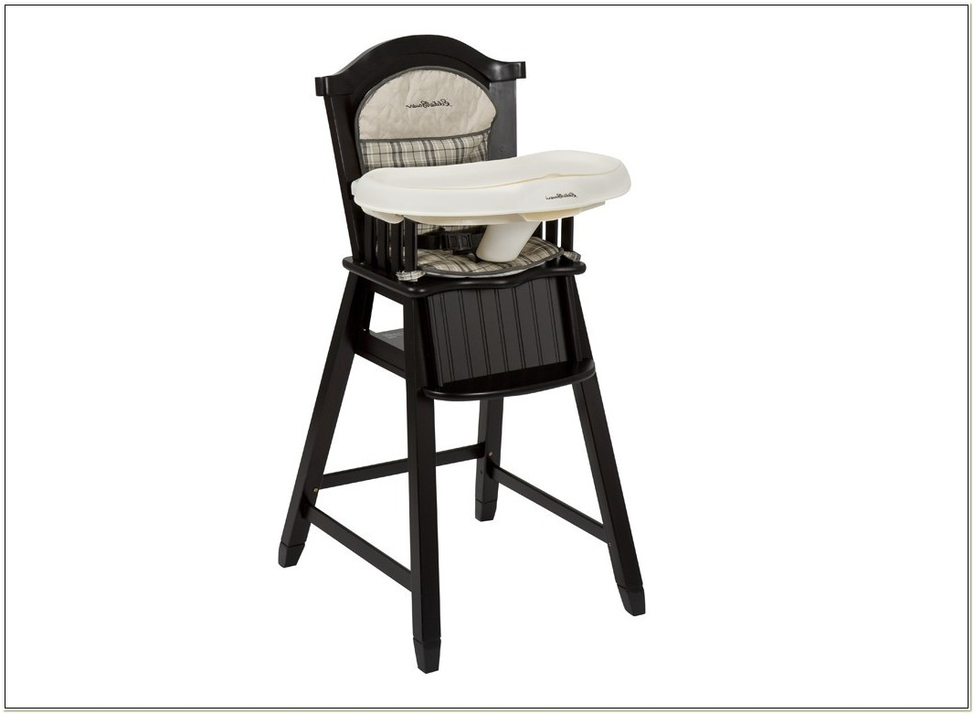 Eddie Bauer High Chair Recall