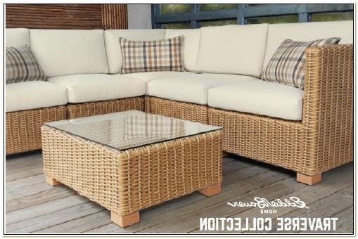 Eddie Bauer Outdoor Wicker Furniture