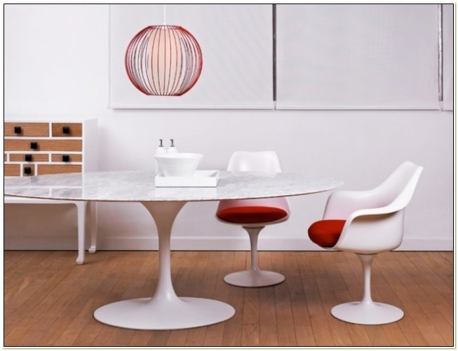 Eero Saarinen Tulip Chair Concept