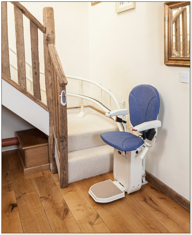 Electric Chair For Curved Stairs
