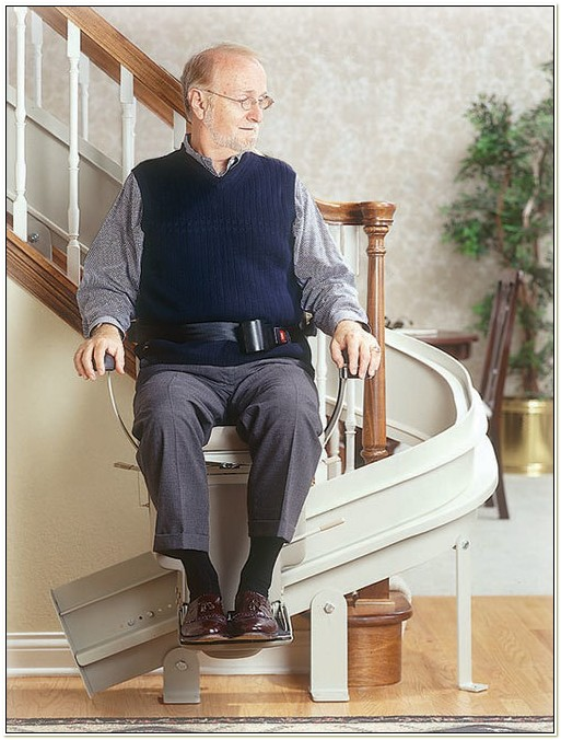 Electric Stair Chair Lift Elderly