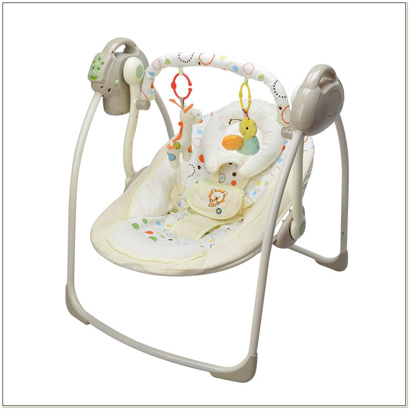 Electronic Baby Swing Chair