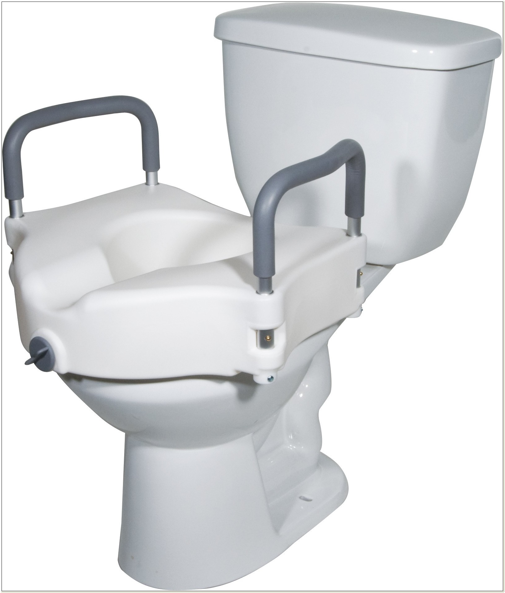 Elevated Toilet Seats For Disabled