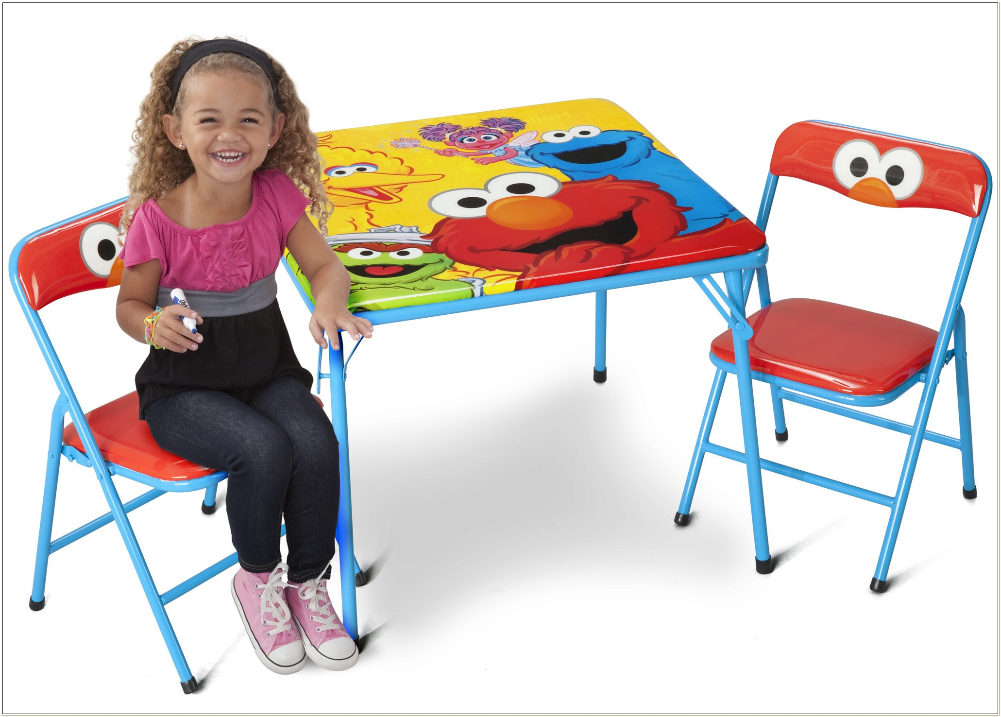 Elmo Folding Table And Chair Set