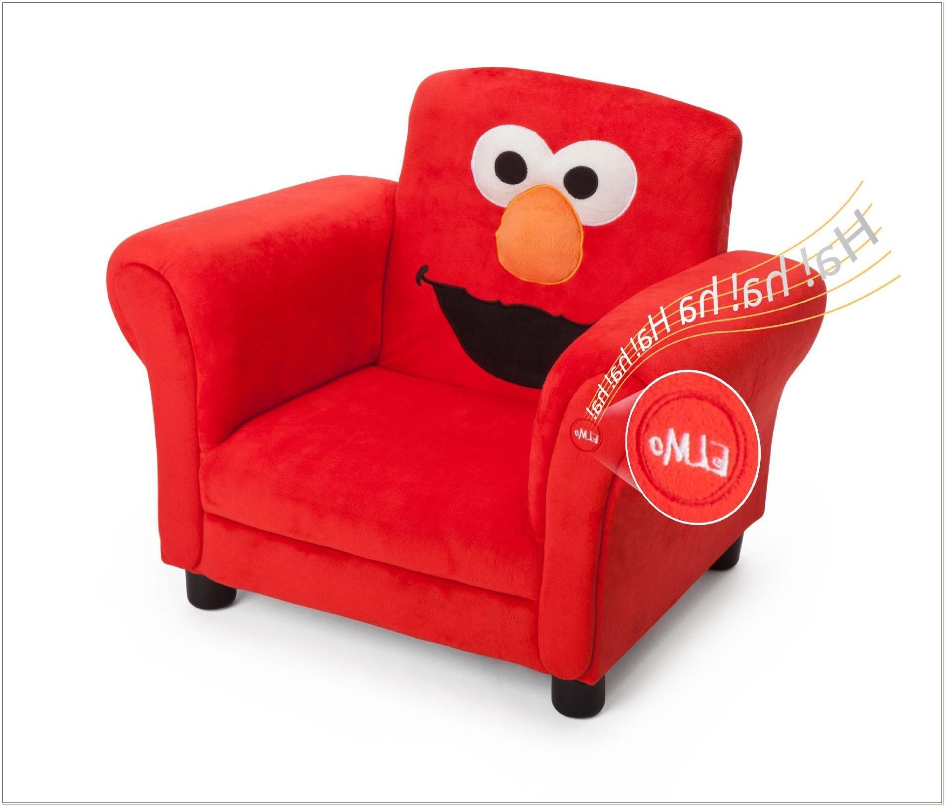 Elmo Giggle And Shake Chair Walmart
