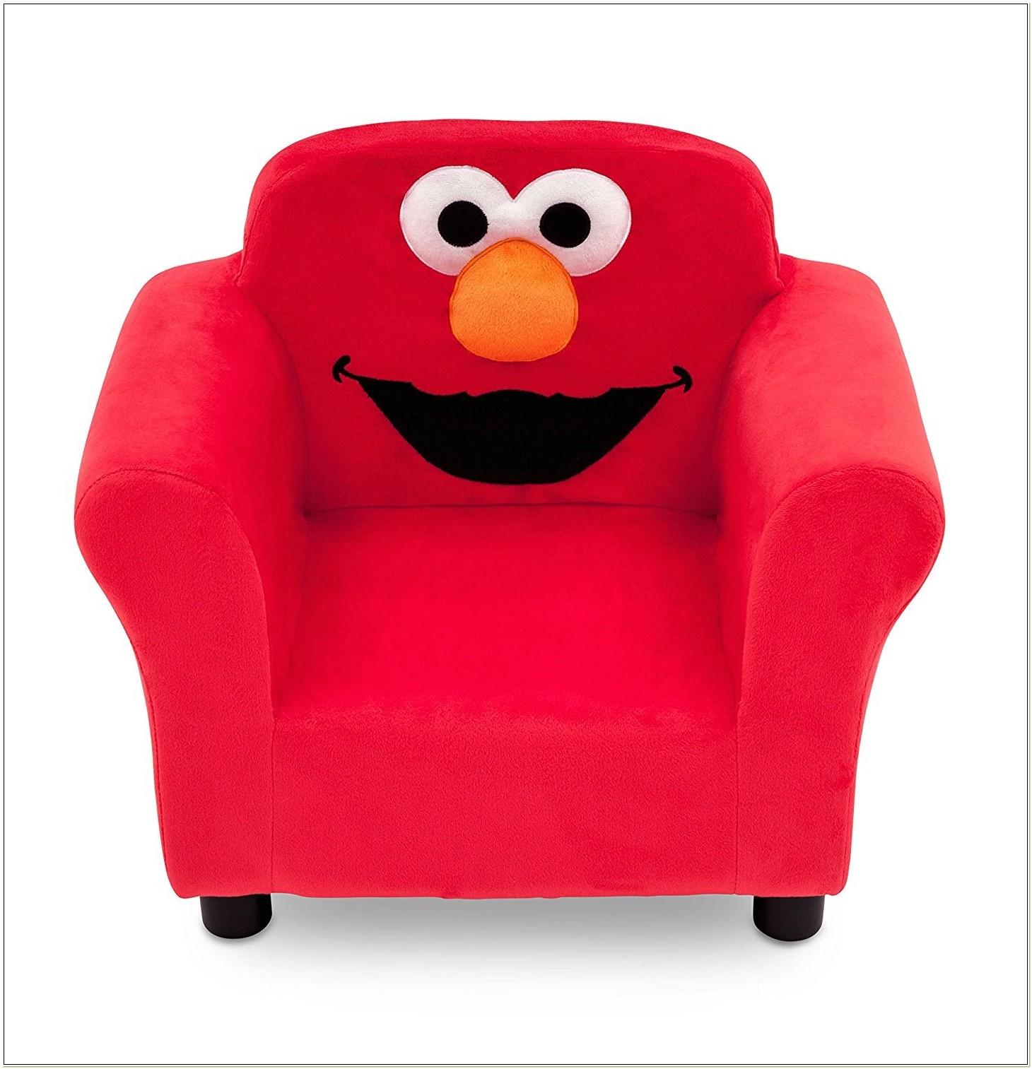 Elmo Giggle And Shake Chair
