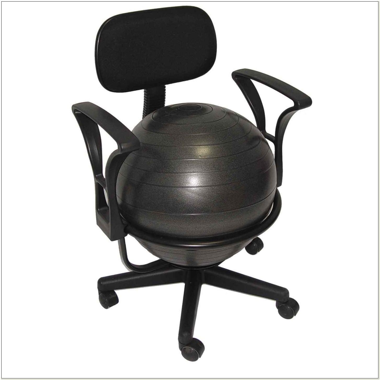 Ergo Ball Desk Chair