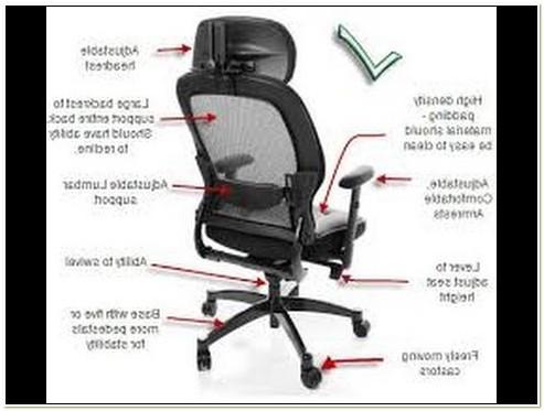 Ergonomic Chair Back Pain Relief
