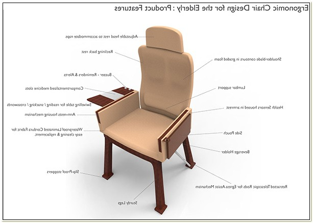 Ergonomic Chair For Elderly