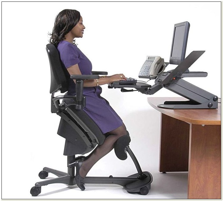 Ergonomic Kneeling Computer Office Chair