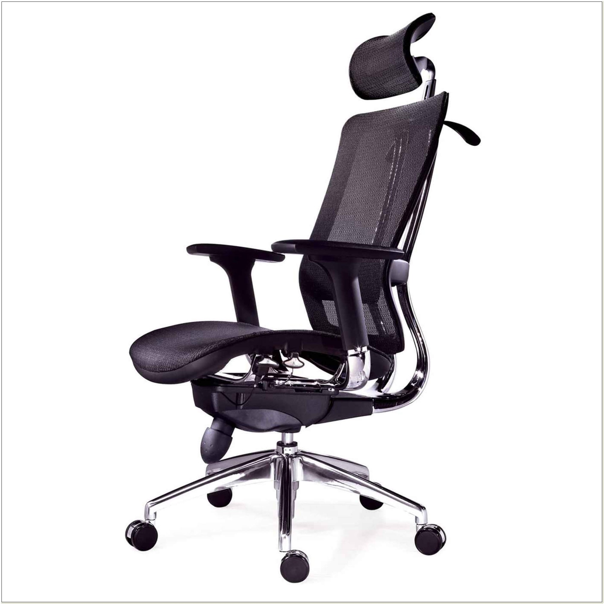 Ergonomic Mesh Swivel Wheeled Office Chair