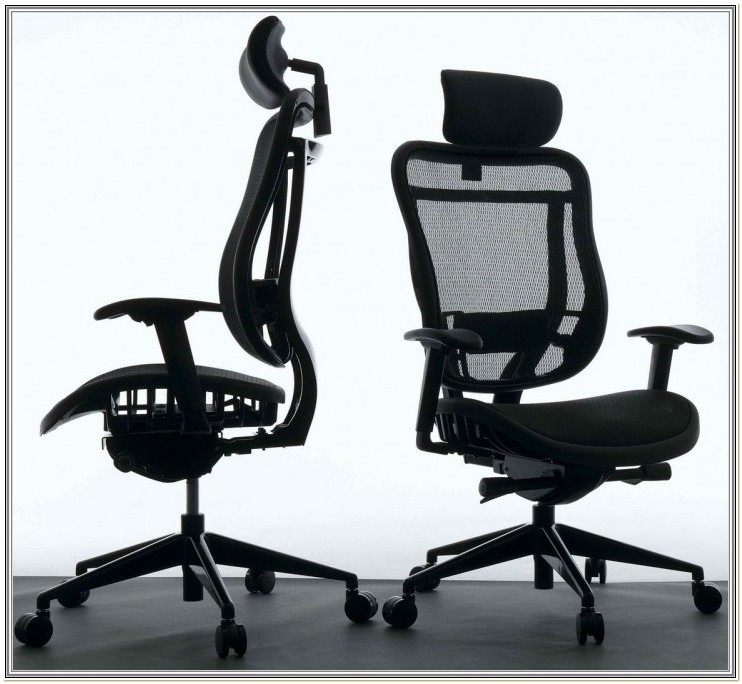 Ergonomic Office Chair Back Pain