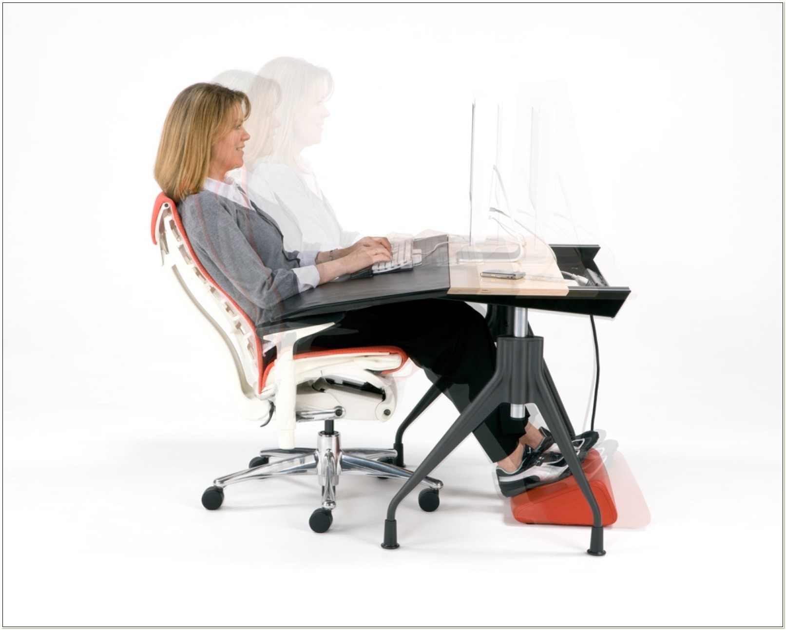 Ergonomically Correct Computer Desk Chair