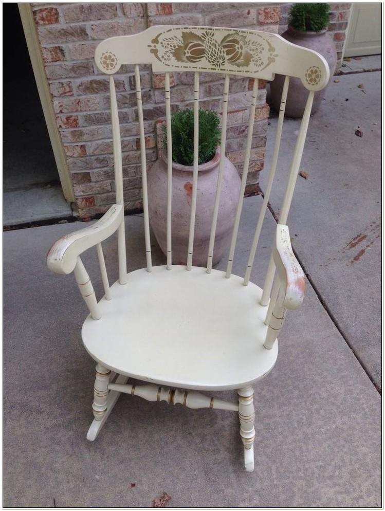 Ethan Allen Barnstable Rocking Chair