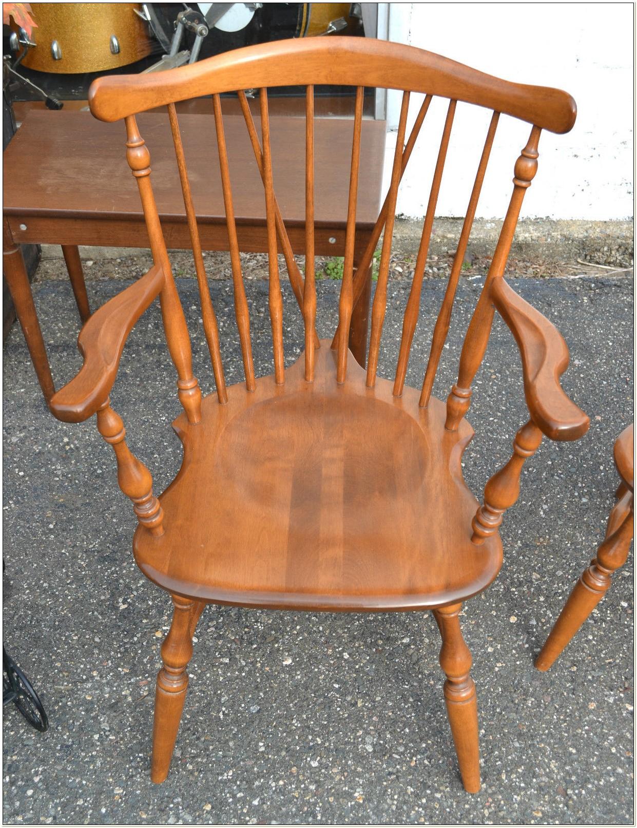Ethan Allen Baumritter Rocking Chair