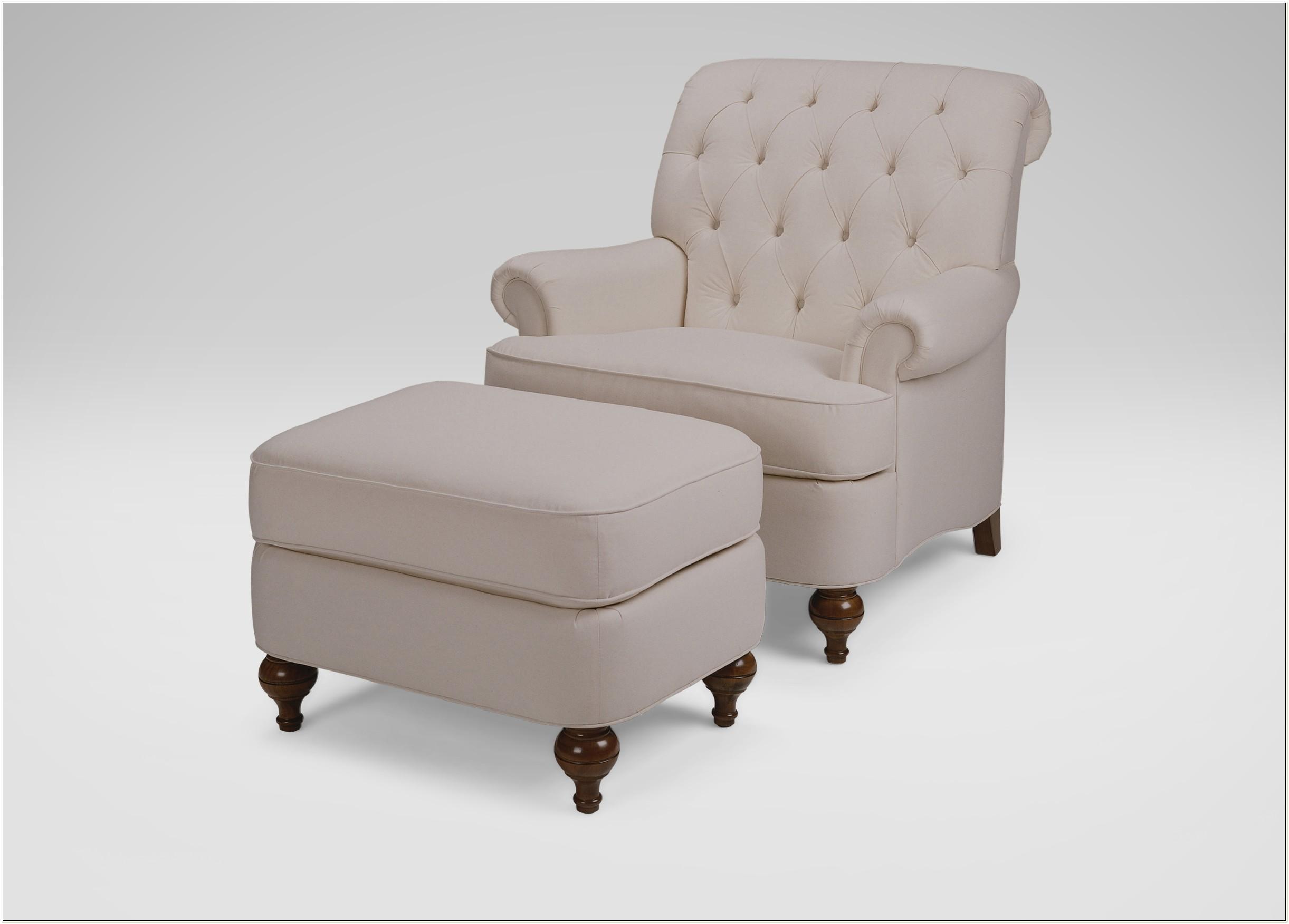 Ethan Allen Club Chairs