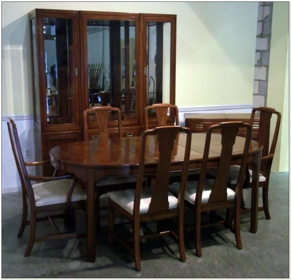 Ethan Allen Dining Room Set Craigslist