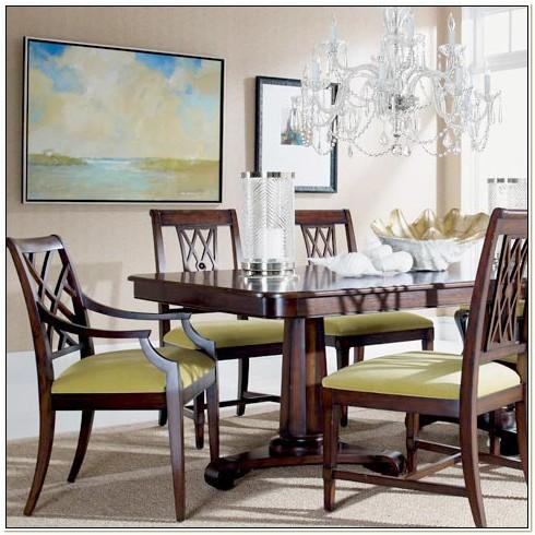 Ethan Allen Furniture Dining Room