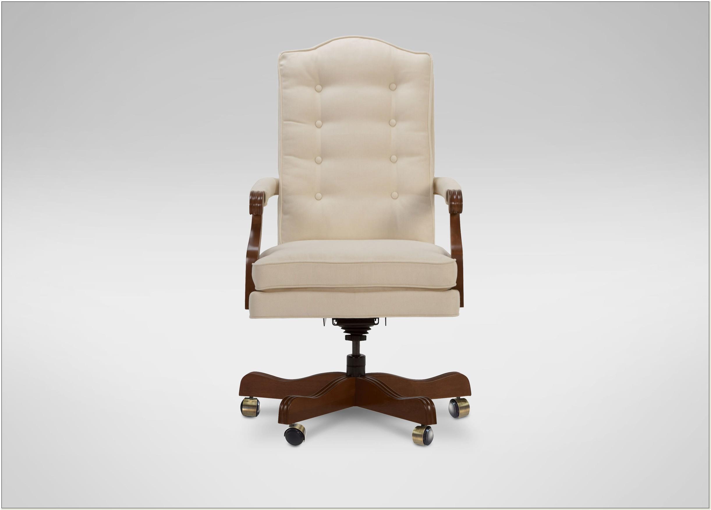 Ethan Allen Harvard Desk Chair