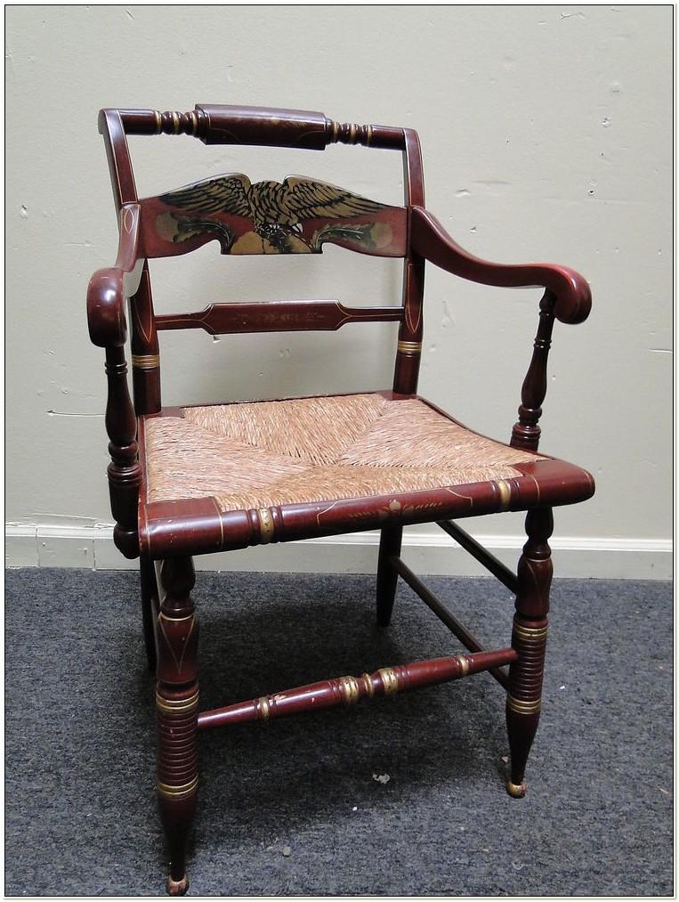 Ethan Allen Hitchcock Rocking Chair