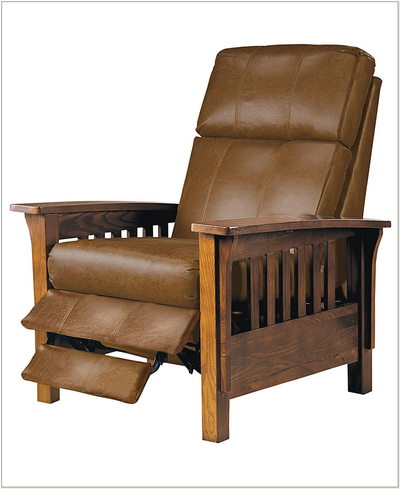 Ethan Allen Mission Recliner Chair