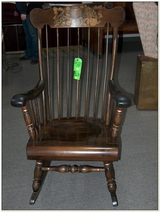 Ethan Allen Rocking Chairs