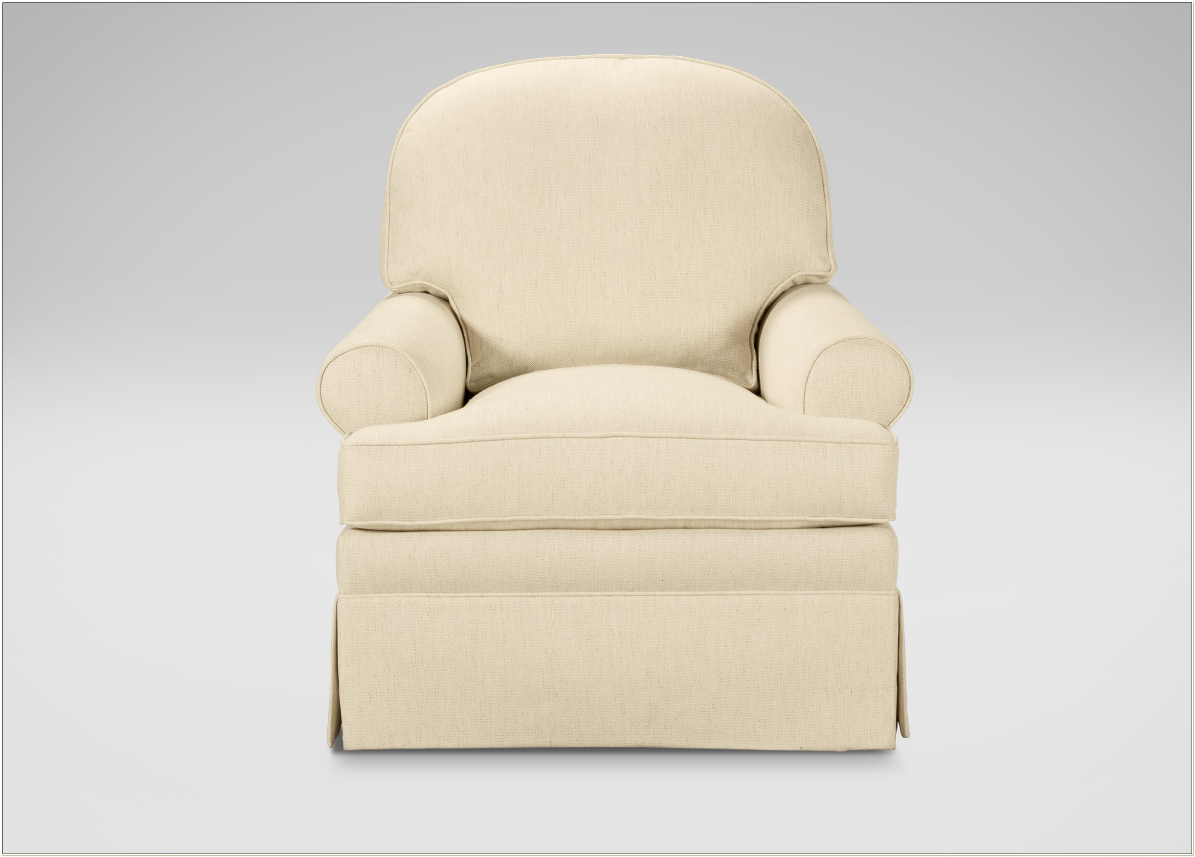 Ethan Allen Swivel Club Chairs