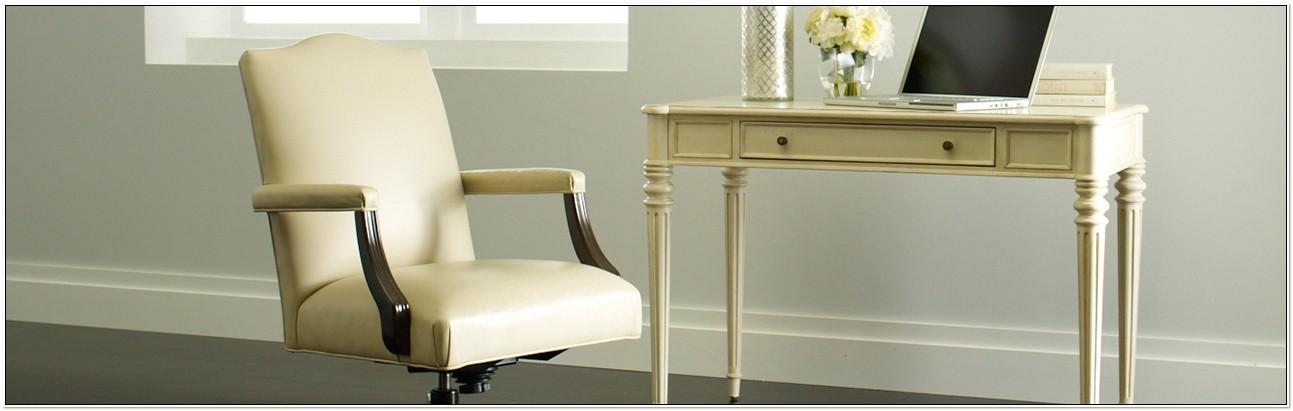 Ethan Allen Swivel Desk Chair