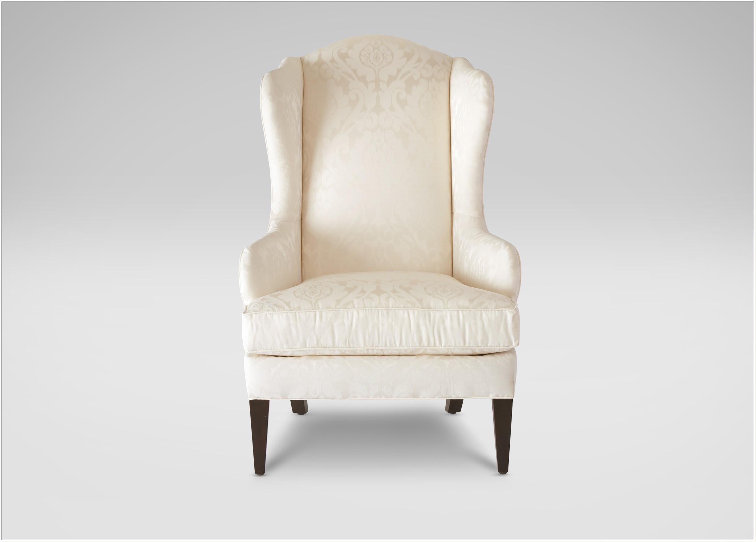 Ethan Allen Wing Chair Recliner
