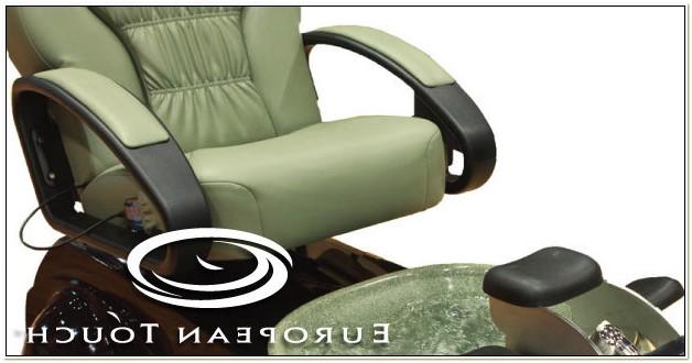 European Touch Pedicure Chair Footplate