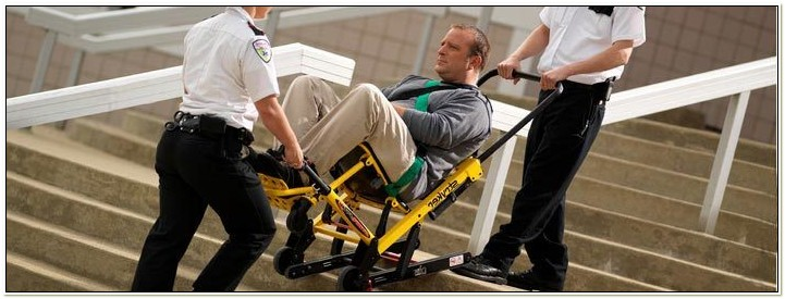 Evacuation Chairs For Stairs