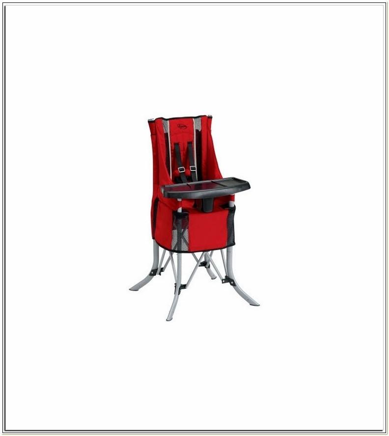 Evenflo Compact Fold High Chair Galaxy