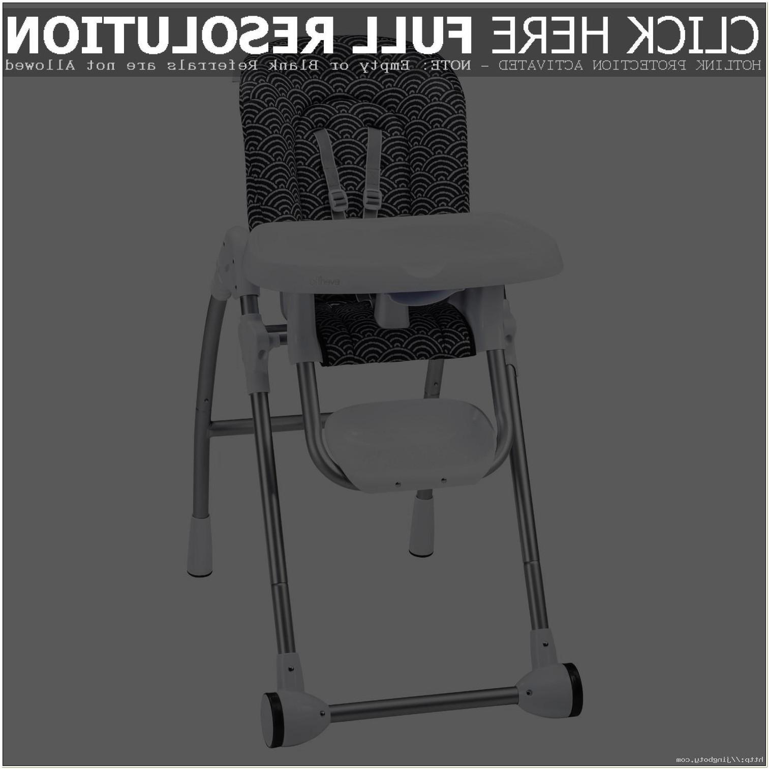 Evenflo Compact High Chair Koi