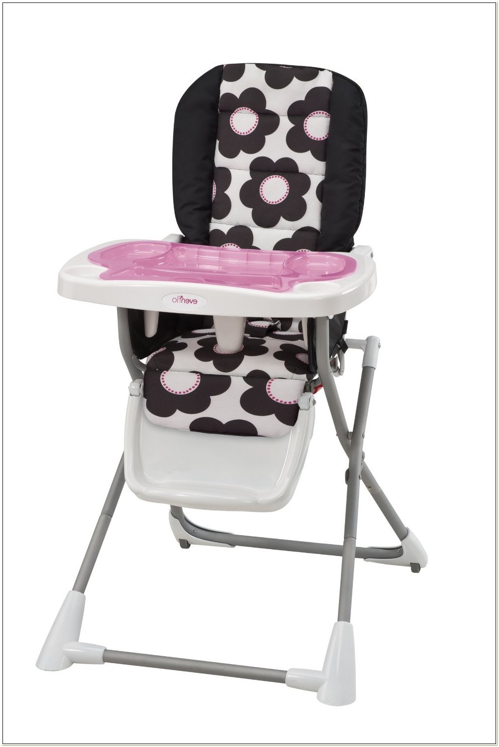 Evenflo Expressions High Chair Zoo Friends