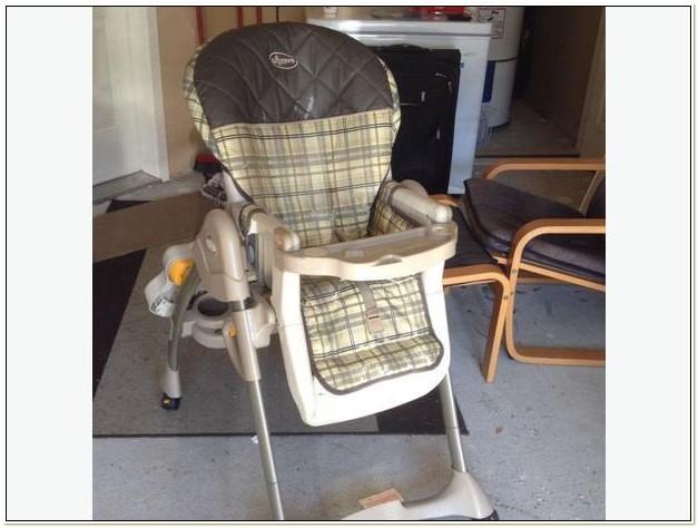 Evenflo High Chair Easy Fold