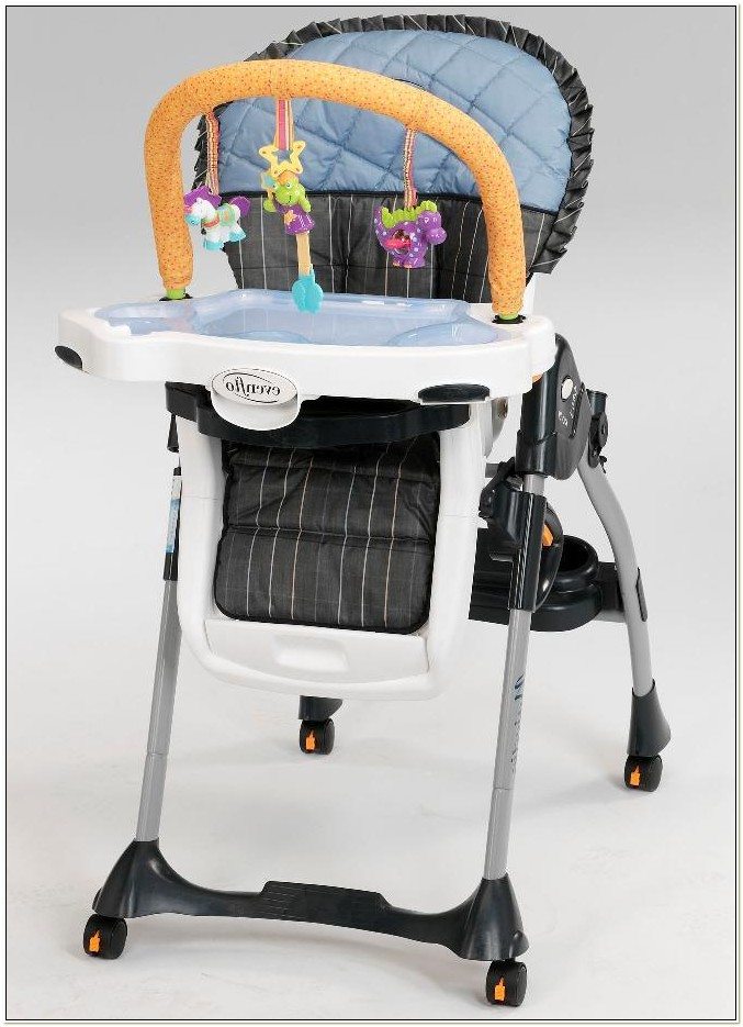 Evenflo High Chair Expressions Recall