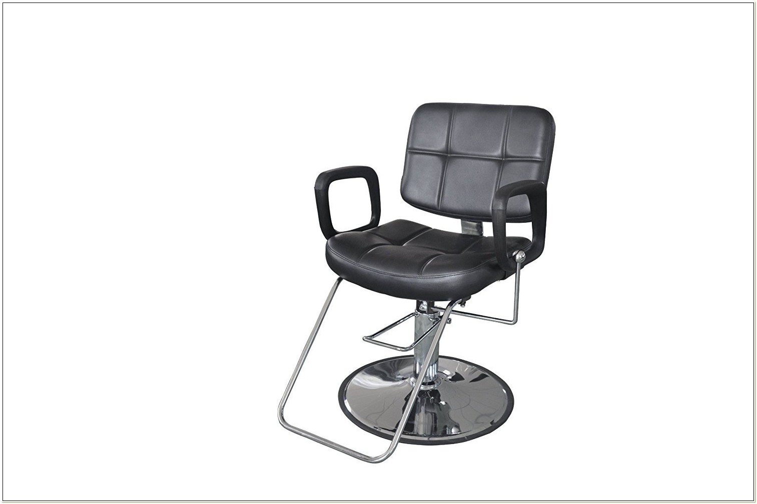 Exacme Reclining Hydraulic Barber Chair